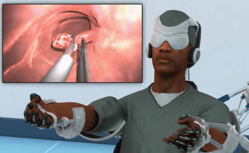 Telesurgeon - New Jobs in the Future of Healthcare