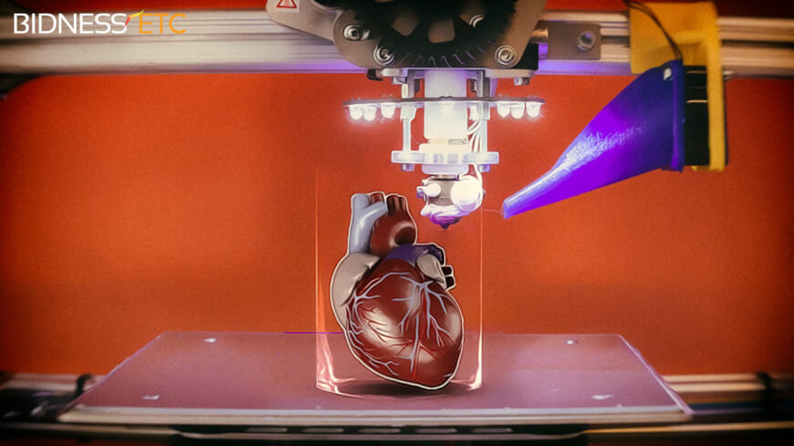 3D Printing in Healthcare - Future of Healthcare