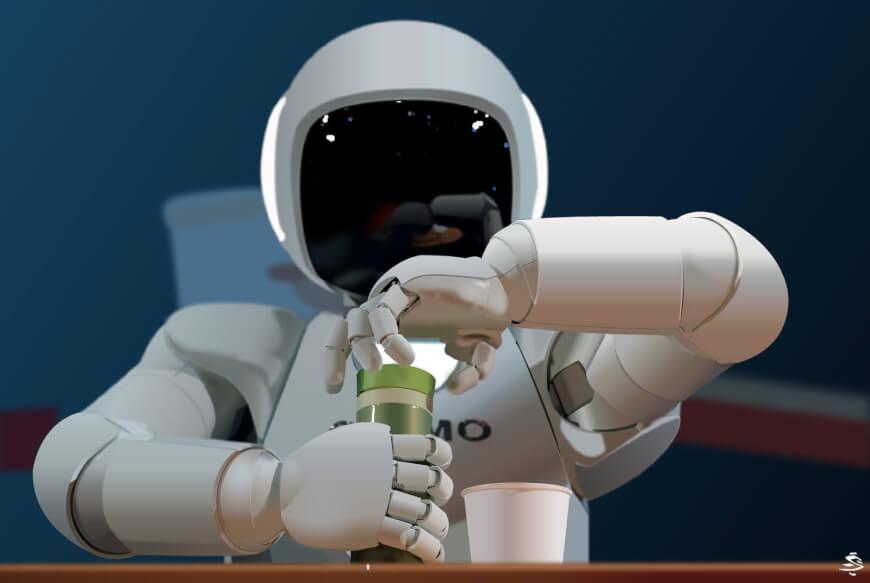 ASIMO - Healthcare Companies in Robotics