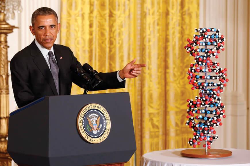 Obama_Precision medicine