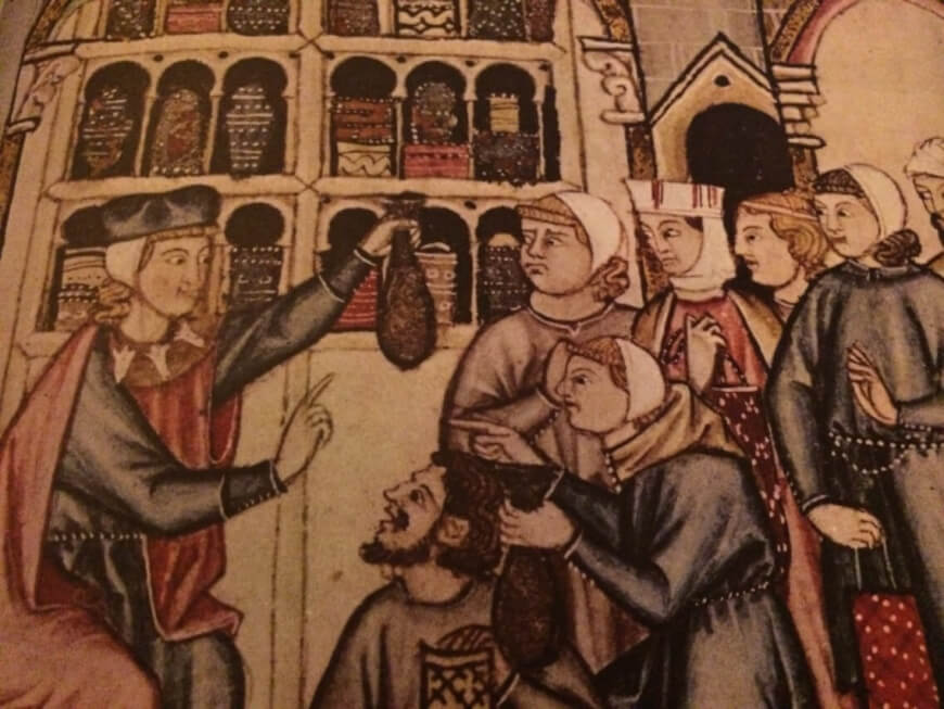 Physician in the Middle Ages - Precision Medicine
