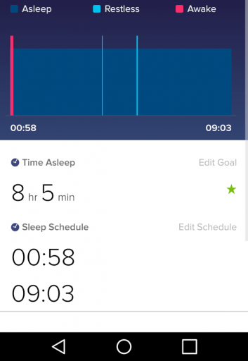 5 Ways for Sleep Tracking: A Week-Long Experiment With Apps