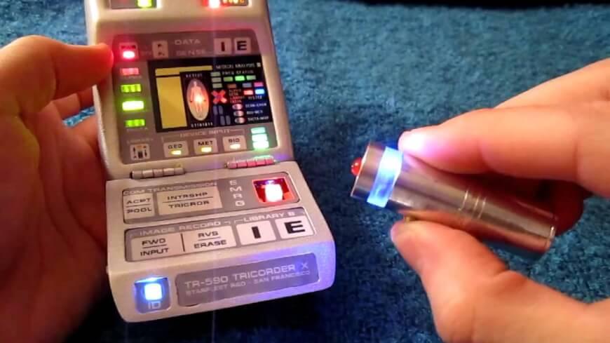 Star Trek_Medical Tricorder - Future of Healthcare