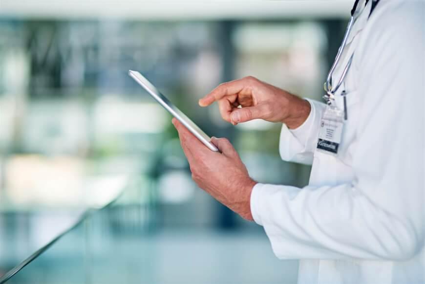 Smartphone healthcare