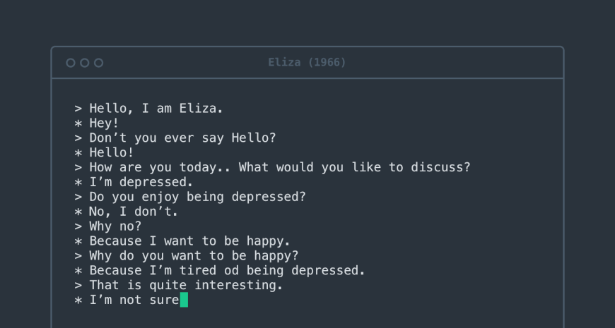 Eliza_Bots As Health Assistants