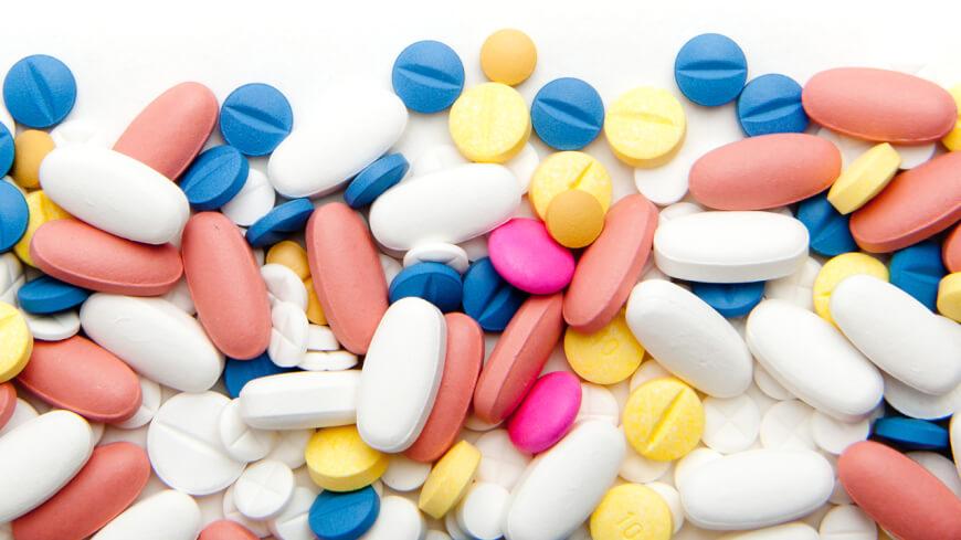 3D printing drugs