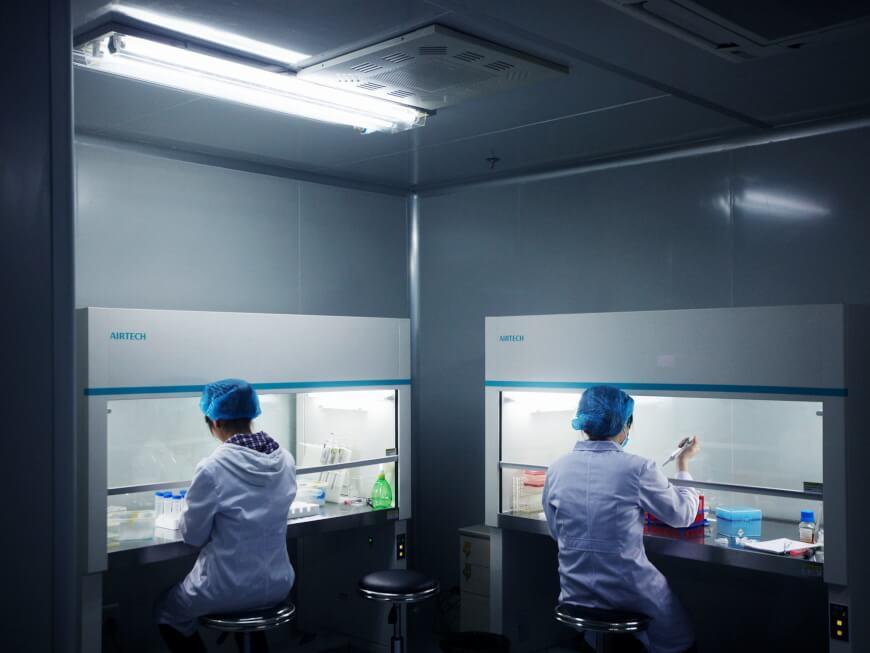 BGI China_Genomics companies