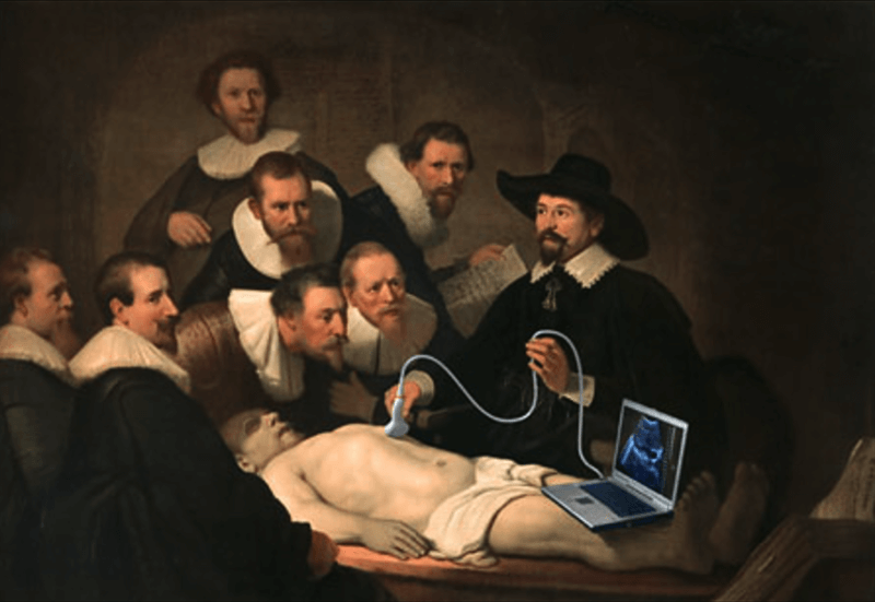 Rembrandt Anatomy Digital - Eko Core digital stethoscope