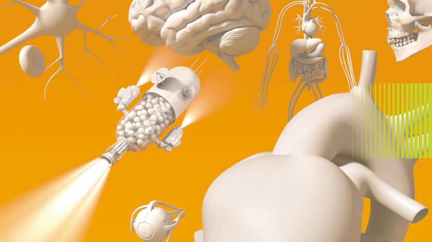 Digestible Sensors - Future of Pharma
