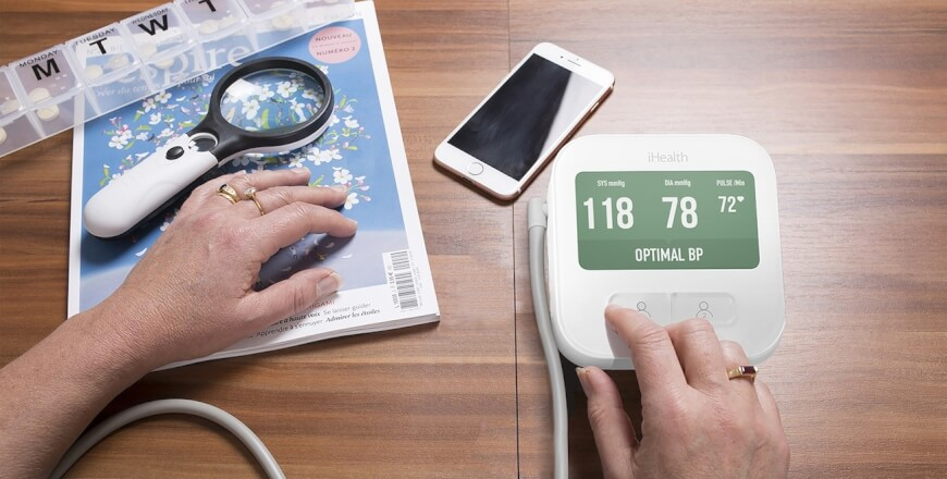 The Talkative Blood Pressure Monitor – My iHealth Clear Review