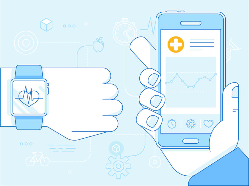 Internet of Health Things - Data Privacy