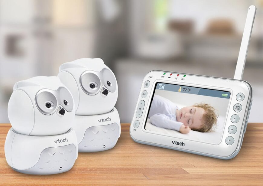 Baby Monitors - Future of Parenting