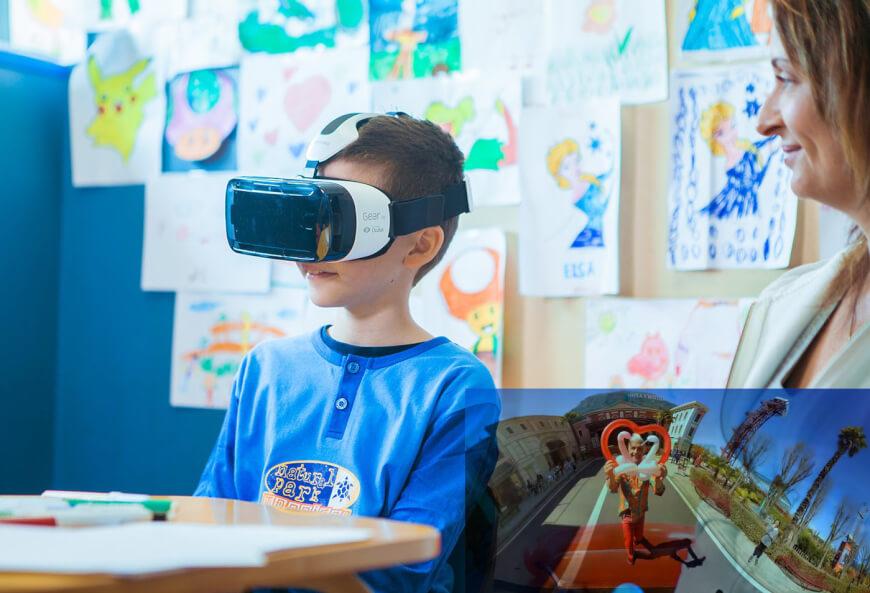 VR Kids - Future of Parenting