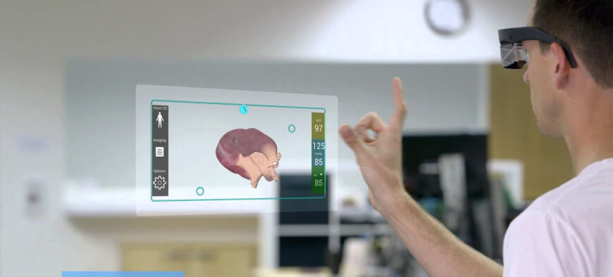 11045d4cdca6 The Top 9 Augmented Reality Companies in Healthcare - The Medical ...