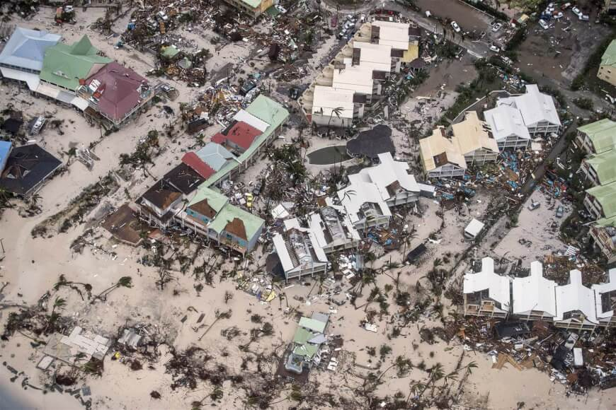 Technology for disaster relief