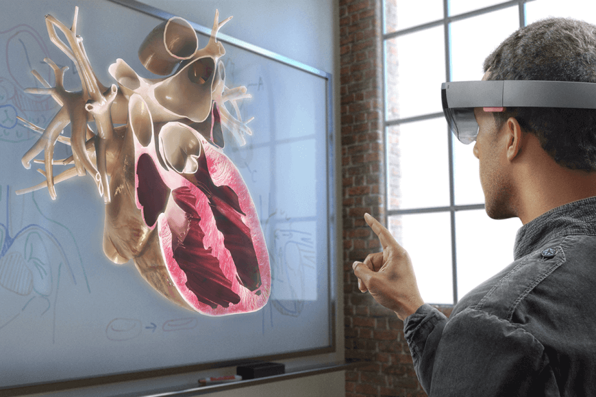 Mixed Reality in Healthcare – The HoloLens Review
