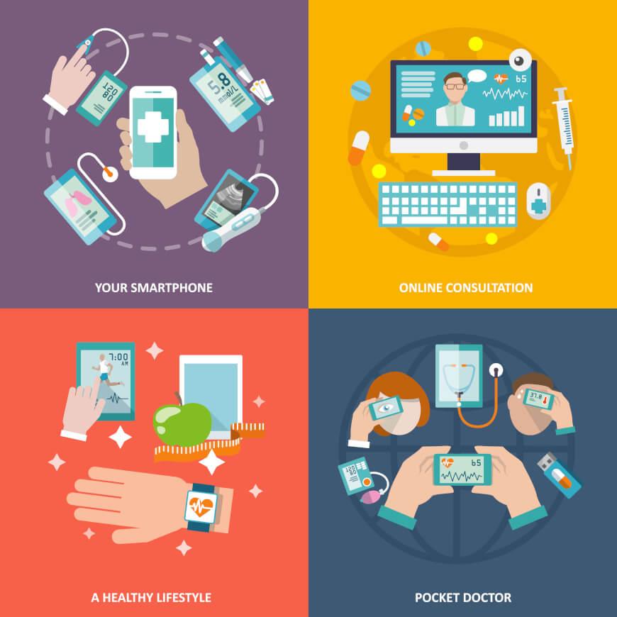 digital health and Andorra