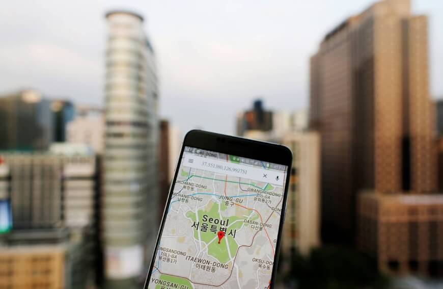 Digital Maps in Healthcare