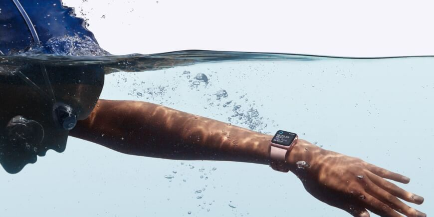 Swimming Trackers