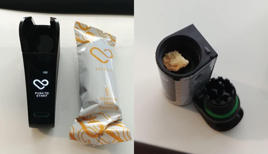 Nima gluten sensor