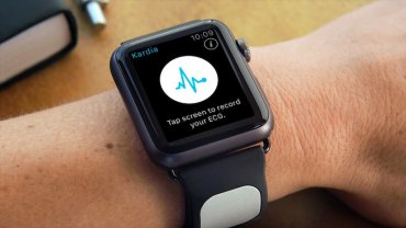 New Studies: Alivecor's Kardiaband Coupled With Apple Watch Detects AFib, Potassium Levels Accurately