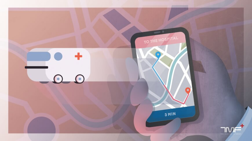 Ride-Hailing Platforms Could Solve The Problems of Transportation in Healthcare