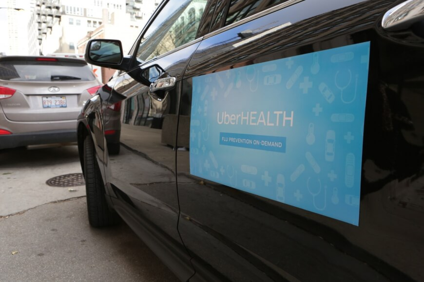 transportation in healthcare