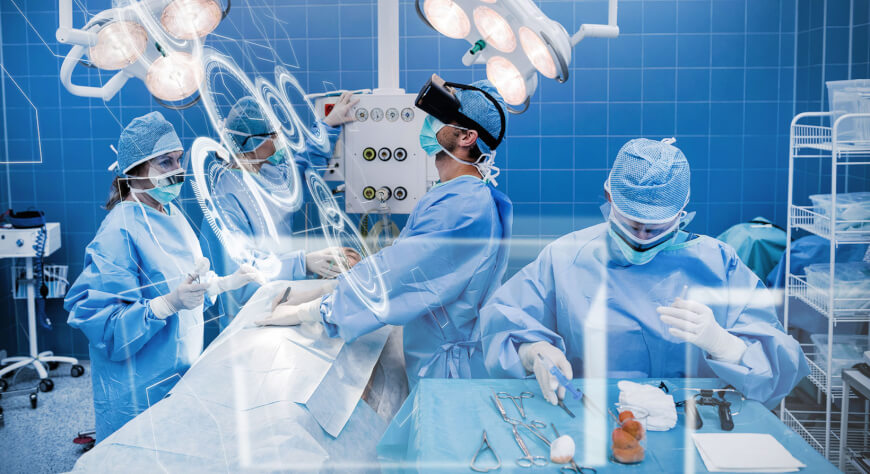 medical virtual reality