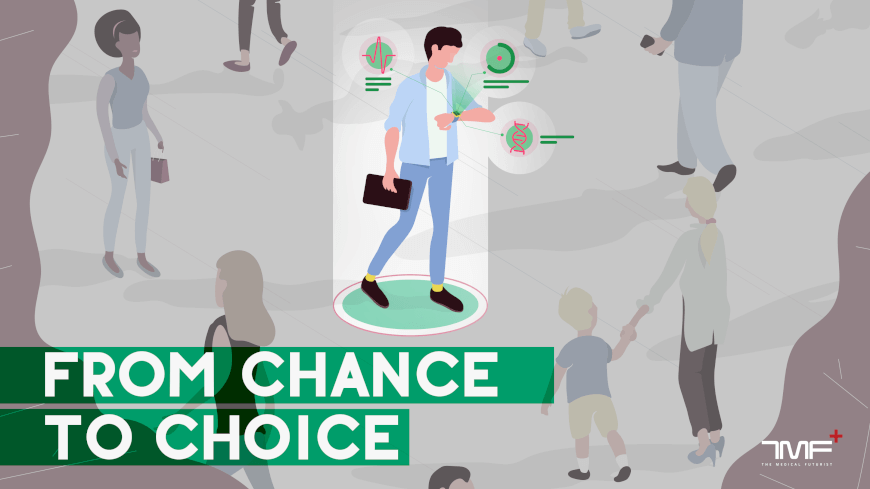 Healthcare Must Shift From Chance To Choice!