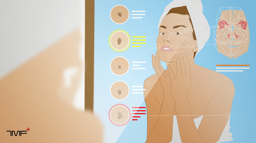 The Internet of Cosmetics And Beauty in The Bathroom of The Future