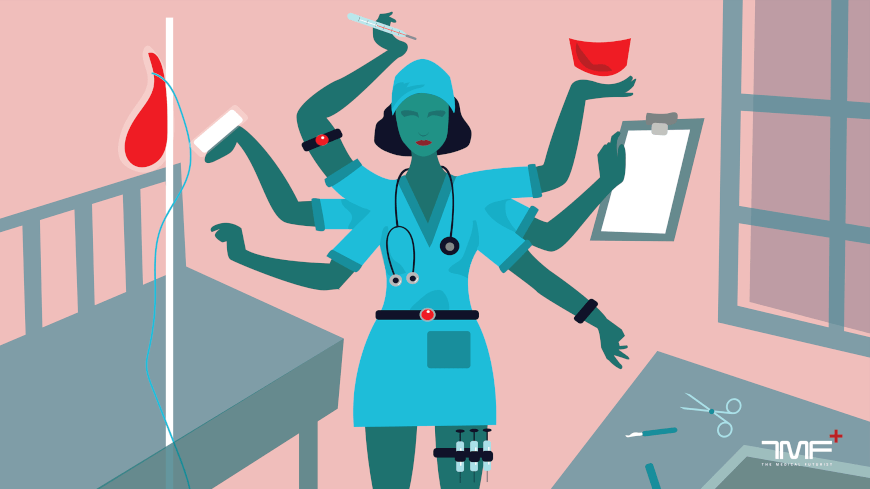 The Future of Nurses: Superheroes Aided By Technology