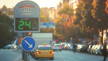 The Swedish Speed Camera Lottery And Healthy Living