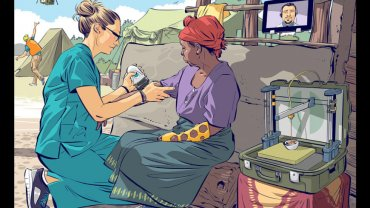 How Do Guatemalan Midwives and Smartphones Come Together?