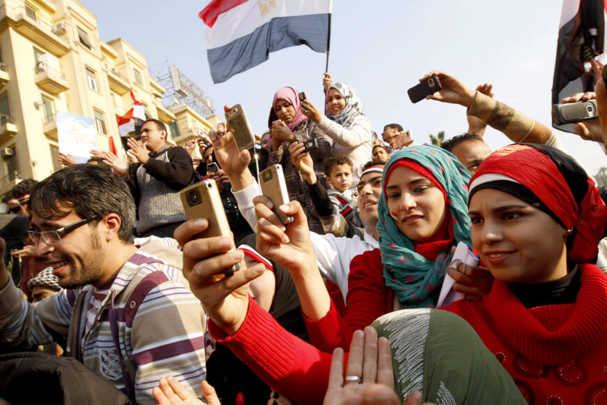 the promise of the arab spring The egyptian revolution of 2011, locally known as the january 25 revolution (egyptian arabic:  a new cause of the arab spring is the increase in population, which.