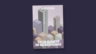 Tech Giants In Healthcare: New E-Book!