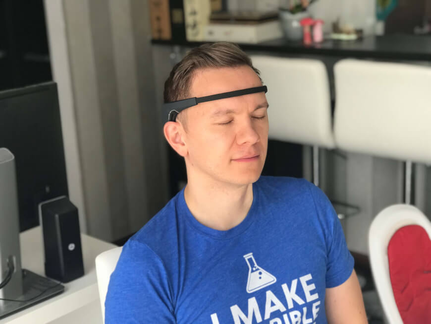 Brain Sensing Tech Support to Mindfulness – The Muse Review - The