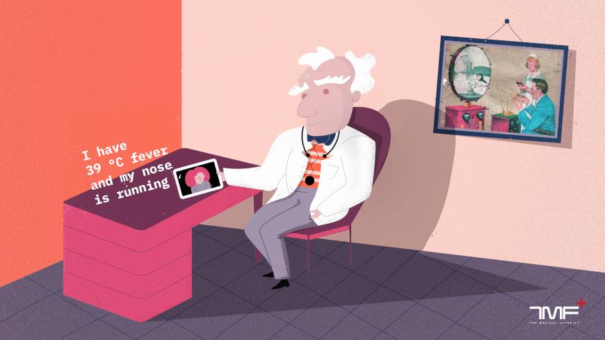 The history of the future of medicine – remote care