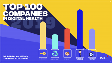 The Top 100 Companies In Digital Health Addressing Real-World Needs